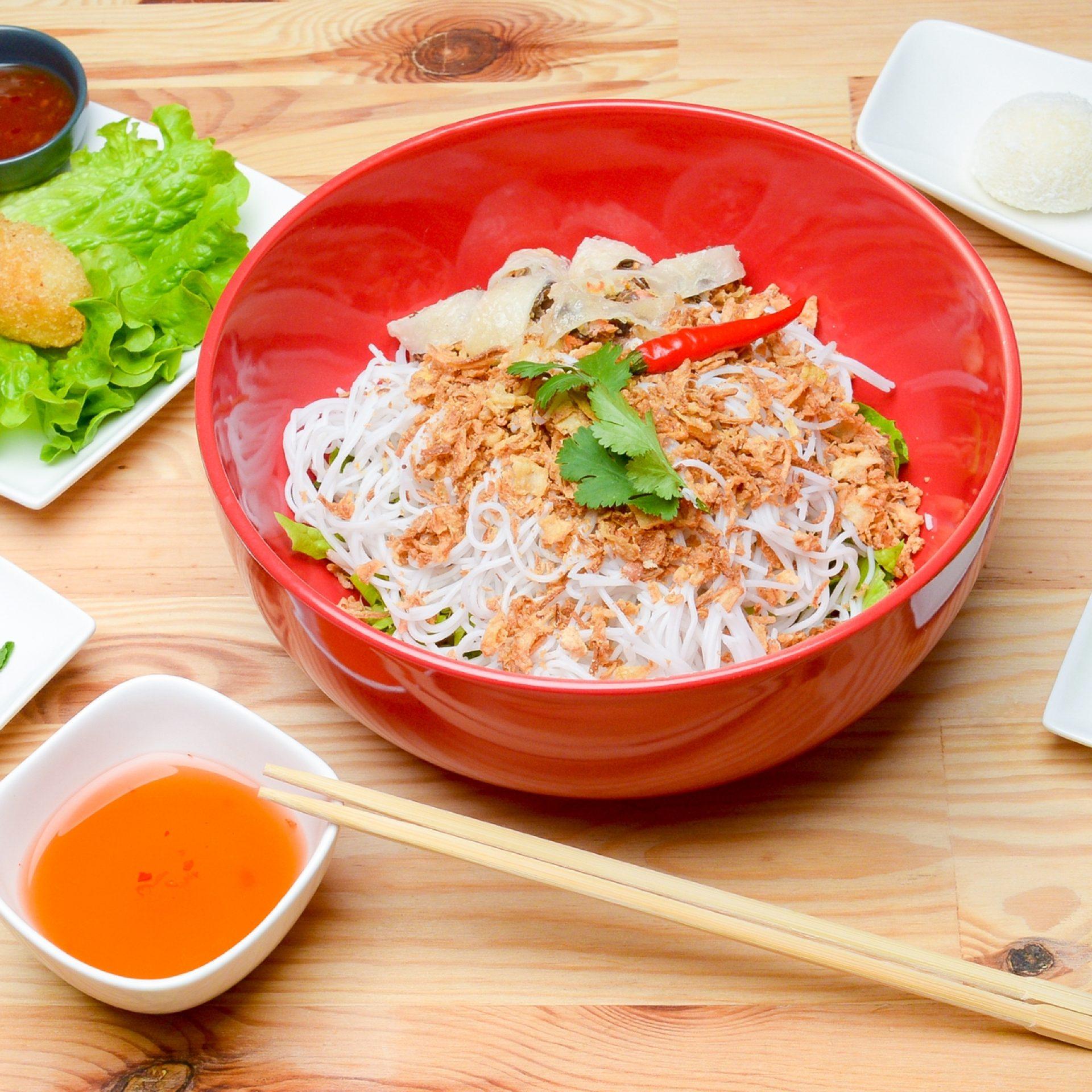 photographie culinaire pour UberEats Restaurant asiatique